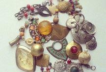 Craft Supplies / by Betsi Goutal - eccentric spirit