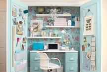 Craft Rooms / by Betsi Goutal - eccentric spirit