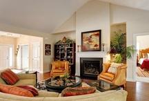 Beautiful Interiors - Village Park Homes / www.VillageParkHomes.com New Homes in Coastal SC - Hilton Head Island
