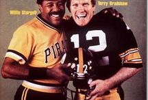 Black and Gold / Pittsburgh Pirates, Pittsburgh Steelers, Pittsburgh Penguins.