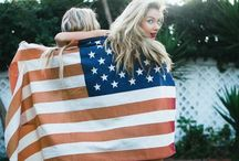 'Merica / Drinking booze and refusin' to loose since 1776  / by Megan Timmons