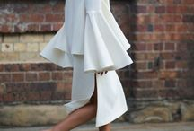 Fashion: Chic and Classy / Effortless movement of style in a stated moment