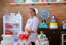Evelin Lopes / Cake Designer
