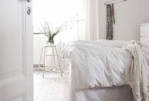 { white decor } / white white white everything white! / by Katelyn Rose