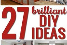 DIY ideas / by Nicole Franklin