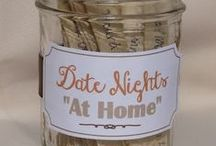 Date Night! ♥ (and other lovey stuff) / by Melissa Tamialis