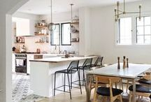 { kitchen + dining } / The heart of the home...