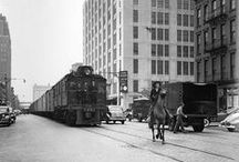 Historical High Line / The history of the West Side of Manhattan from before the High Line's transformation, with special attention to the period before the High Line's construction.