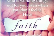 Faith, hope, love AND understanding / by Janet Estioko