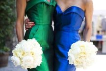 Just the Girls wedding frills! / by Janet Estioko