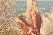 Beach babe / Beach wear