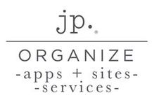 jp. | Organize: Apps, Sites + Services / Apps and websites to help declutter your home and life. #JPtips