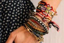 Jewelry - Bracelets and Bangles / by Betsi Goutal - eccentric spirit
