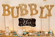 New Years / Easy DIY New Years decorations and crafts to adorn your home!