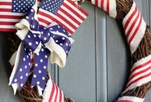 4th of July / Follow this board to get your DIY 4th of July ideas! Whether you're looking for 4th of July party ideas, decor, and crafts, you'll find all your 4th of July ideas here!