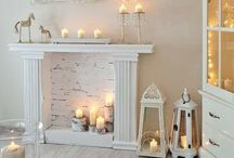 - fireplaces -