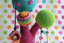 Crochet, knitting & more