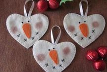 Christmas Crafts / by Christa Moss