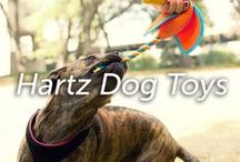Hartz Dog Toys / For over 80 years, we've made pet products with love, for people like you who love their pets.