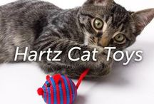 Hartz Cat Toys / For over 80 years, we've made pet products with love, for people like you who love their pets.