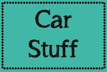 Car Stuff / by Erica Cammer
