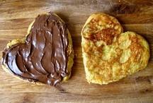 recipe box:  Nutella