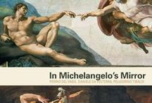"""In Michelangelo's Mirror: Perino del Vaga, Daniele da Volterra, Pellegrino Tibaldi / Coming out this July, """"In Michelangelo's Mirror: Perino del Vaga, Daniele da Volterra, Pellegrino Tibaldi"""" by Morten Steen Hansen, examines the works of three of Michelangelo's followers and their different ways of imitating his style. Enjoy the following pictures, captioned with quotes from the book."""