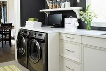 Laundry/Mud Room / by Kristen Nelson
