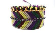 bracelets / different kind of bracelets