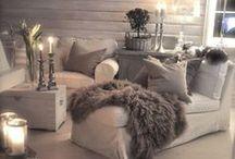Modern Living Room / by Archita Benvie