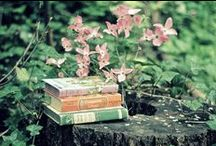 Places to Read Nature Books / ... and may we recommend 'Here and There' by Bill Conlogue, 'The Wingless Crow' by Charles Fergus, or 'Field Guide to Wild Mushrooms of Pennsylvania and the Mid-Atlantic' by Bill Russell?