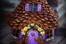 Gardens ~ Gnome Home / by Paige Van Wagoner