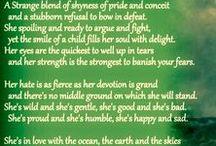 Luck O' The Irish (My Irish Half) / All things Irish