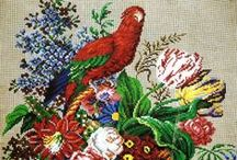 Berlin Woolwork Birds