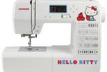 Janome / Fun facts and info about a great sewing machine company.