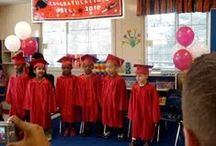 ✪ Best of Pre-K/K Graduation / *Disclaimer: I do not claim copyright or ownership of any content on this board. My pins are mainly personal expression, meant for the enjoyment of others, and for sharing / by ✿‿✿⊱╮Ms. Taylor⊱╮...✪