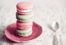Macarons / Celebrating the delicate, scrumptious treats from France.