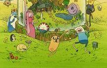 Nerd Quirk ~ Adventure Time
