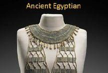 Historical Fashion ~ Ancient Egyptian