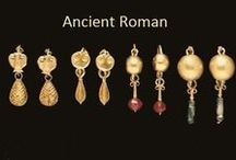 Historical Fashion ~ Ancient Roman & Greek / by Paige Van Wagoner