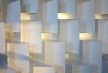 """Arquitectura Paredes Modernas - Modern Wall Design / """"Las paredes son los lienzos donde puedes plasmar toda tu creatividad, imperdonable dejarlas en blanco"""" GM."""
