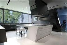 """Arquitectura Cocinas Modernas - Modern Kitchen Design / """"SI PUEDES ORGANIZAR TU COCINA, PUEDES ORGANIZAR TU VIDA"""" Louis Parrish."""