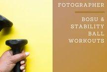 Fit Fotographer: BOSU Workout
