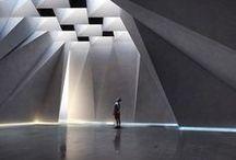 """Arquitectura Cielo Rasos Modernos - Modern Ceiling Design / """"Ellos son los guardianes de la luz; su danza maravillosa de formas, texturas y color nos recuerda que el cielo es nuestro más grande abrigo"""". GM."""