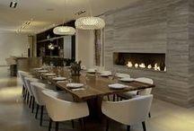 Arquitectura Comedores Modernos - Modern Dining Room Design