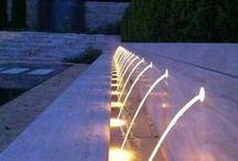 """Arquitectura Cascadas Modernas - Modern Waterfall Design / """"El objetivo último de la arquitectura es la creación de un paraíso. Es el único propósito de construir una casa. Cada producto de la arquitectura debe ser un fruto de nuestro esfuerzo para construir un paraíso terrenal para las personas"""". Alvar Aalto."""