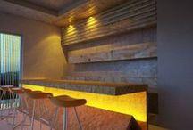 Arquitectura Bar Moderno - Modern Bar Design