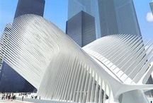 Arquitectura Estructuras Escultóricas Modernas - Modern Structures Design