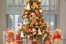 ~MeRRy LiL DeCoR~ / Decorative touches for the holiday season.. / by ~kitchenwitch 04~