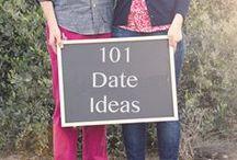 Date Ideas / Creative date ideas, unique date ideas, romantic date ideas, fun date ideas, active date ideas, date ideas lists- all the ideas for date night in one place!